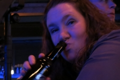 Robin loves her beer