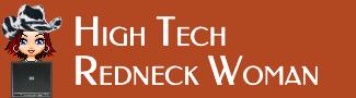 High Tech Redneck Woman